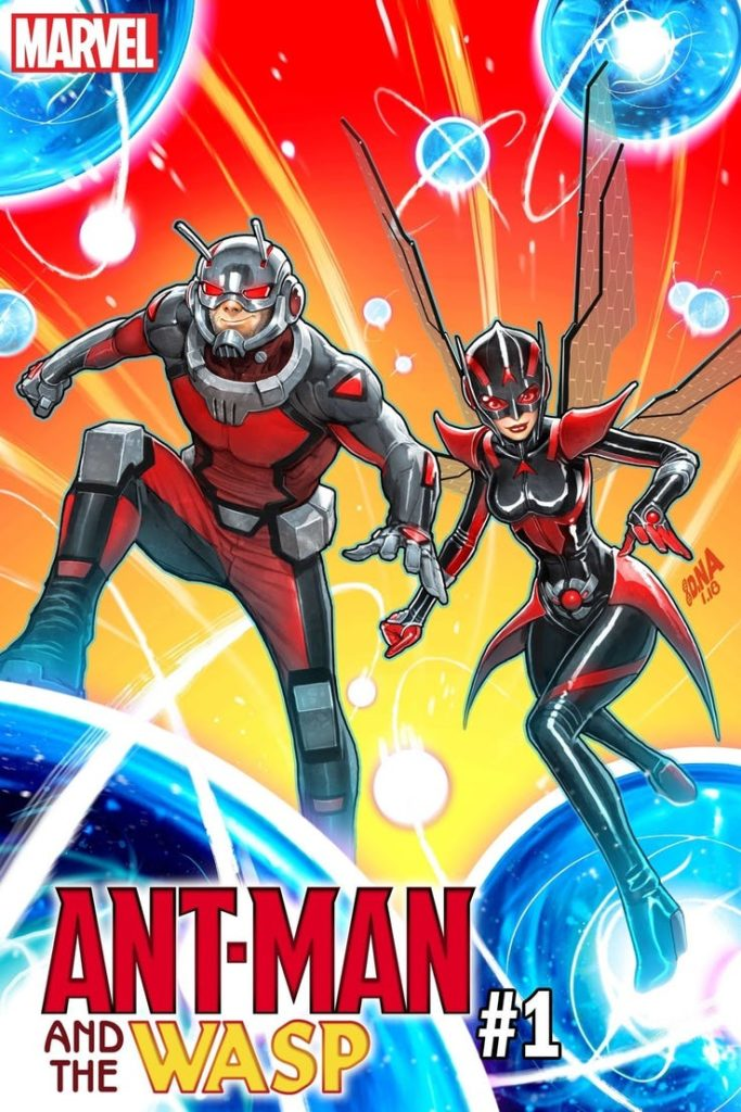 Marvel Fresh Start Ant-Man and the Wasp