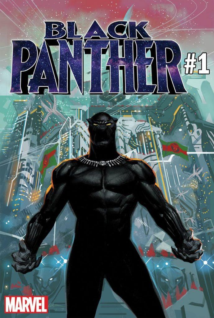 Marvel Fresh Start Black Panther