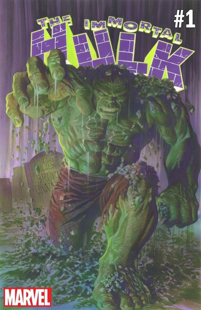 Marvel Fresh Start Immortal Hulk 1