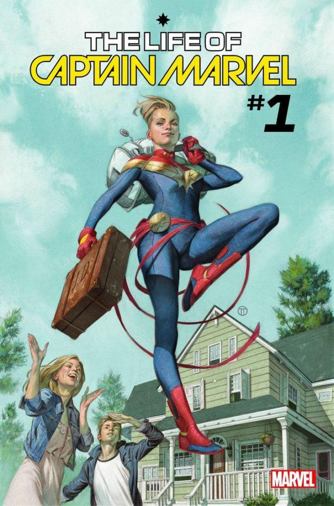 Marvel Fresh Start The Life of Captain Marvel