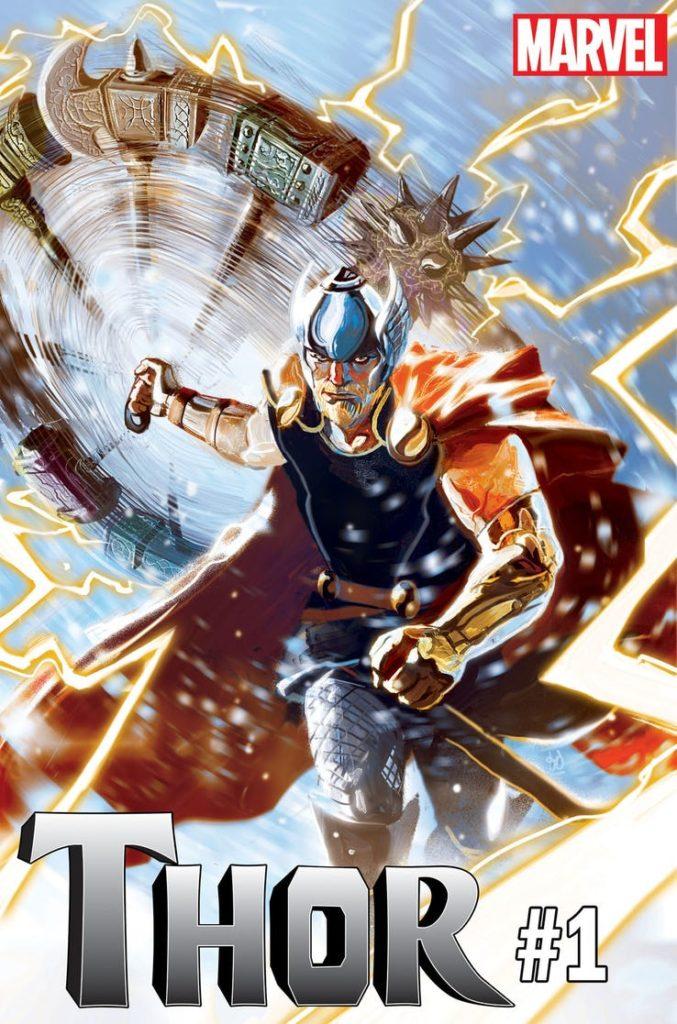 Marvel Fresh Start Thor
