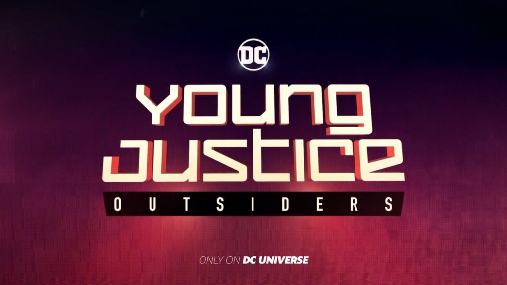 DC Universe Young Justice Outsiders