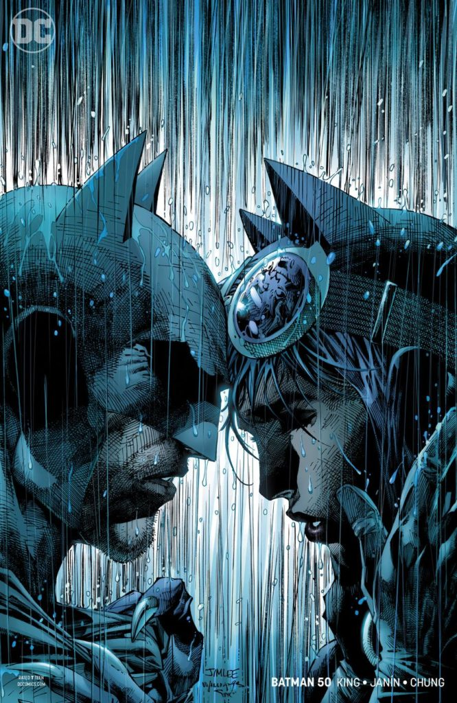 Batman #50 exclusive covers Jim Lee