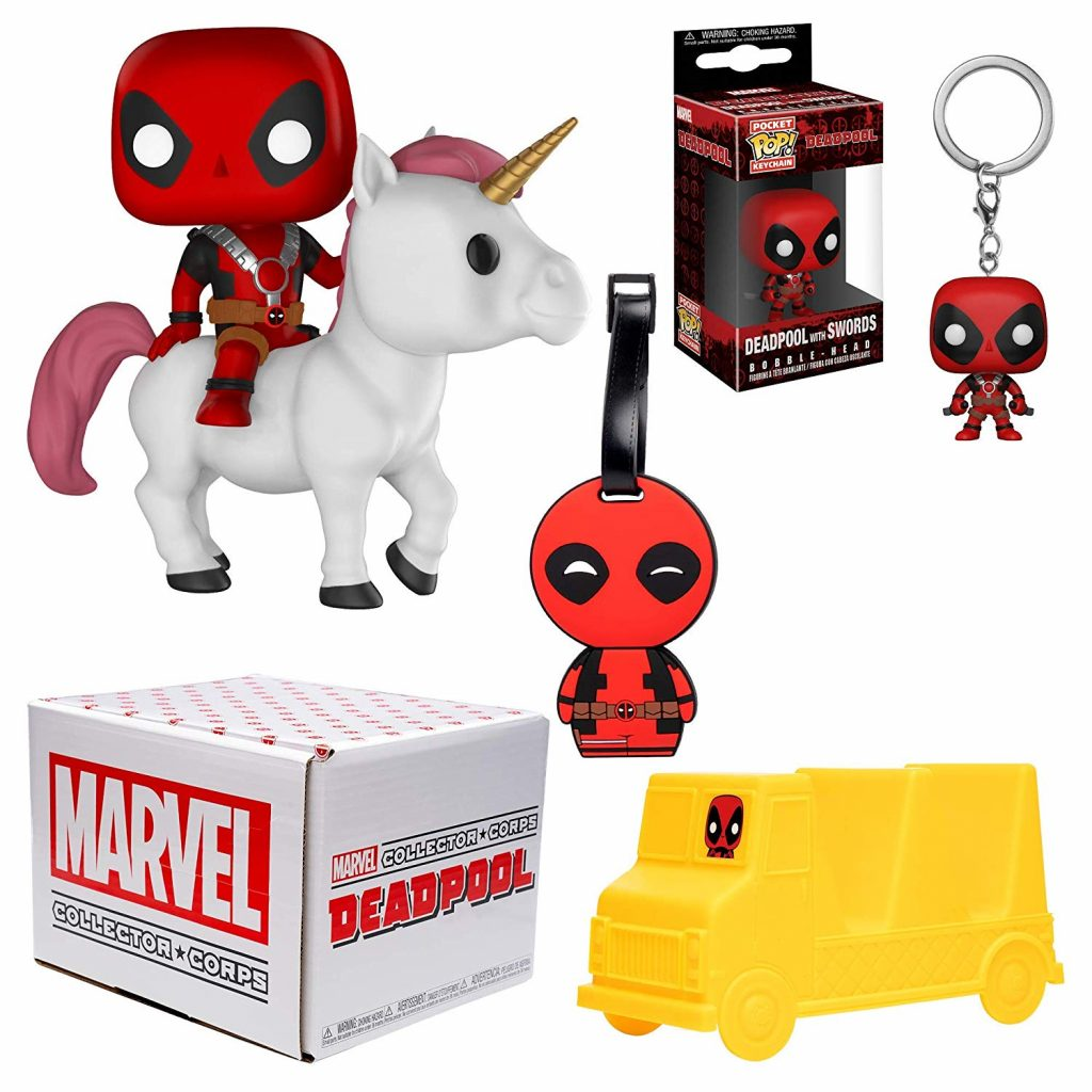 marvel collectors corp marvel collector's corp deadpool funko unboxing