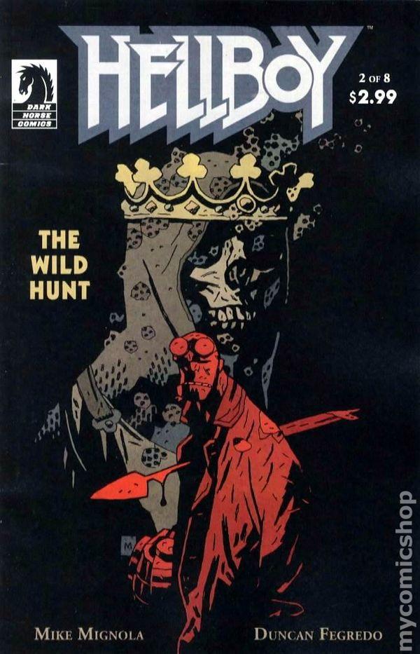Nimue the Blood Queen hellboy dark horse comics
