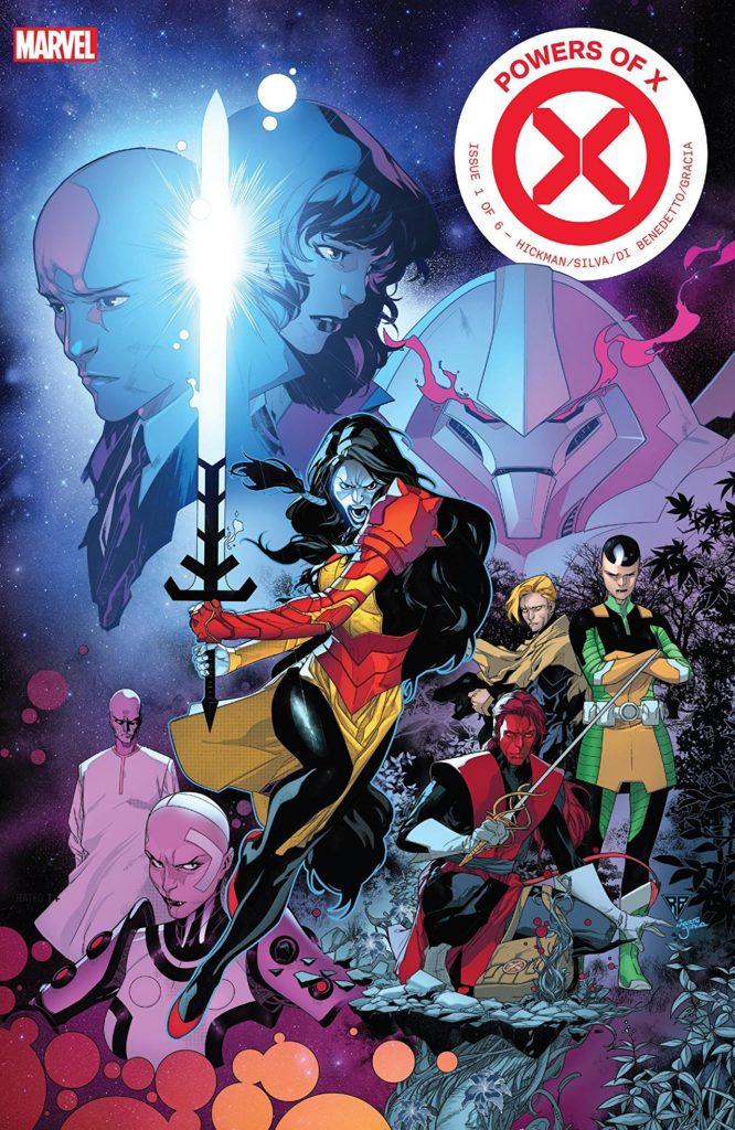 x-men marvel jonathan hickman house of x powers of x